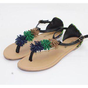 Olivia Miller Sandals.